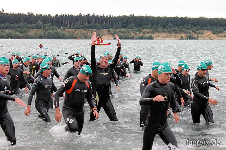 Ironman Frankfurt - Swim 2011