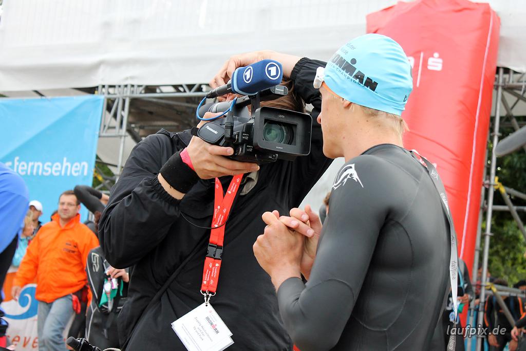 Ironman Frankfurt - Swim 2011 - 21