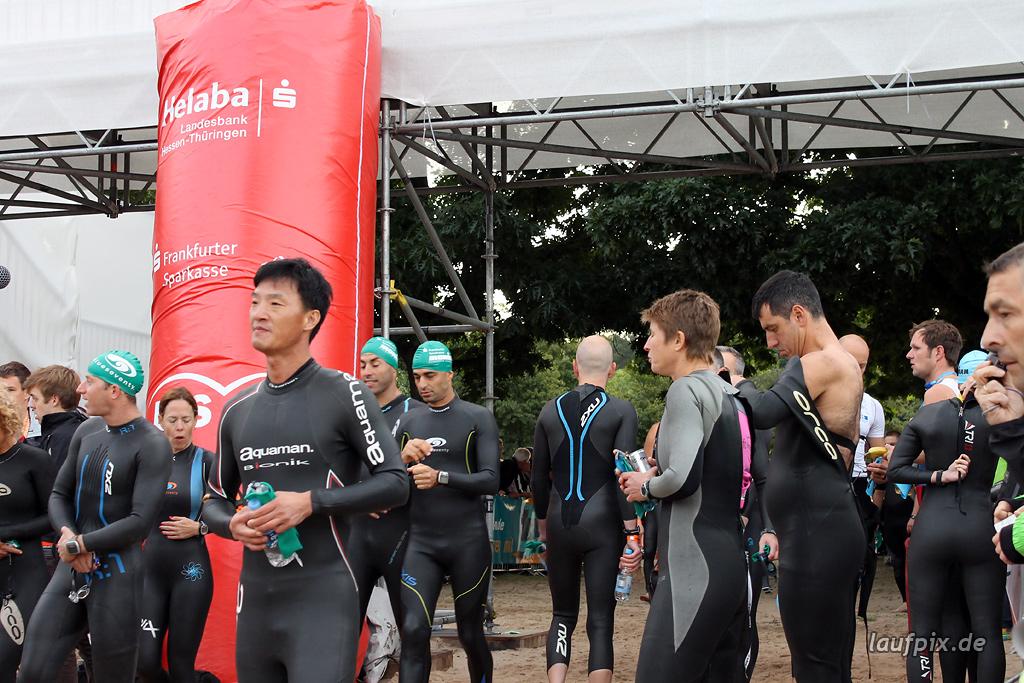 Ironman Frankfurt - Swim 2011 - 24