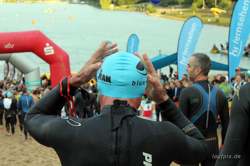 Ironman Frankfurt - Swim 2011 - 29