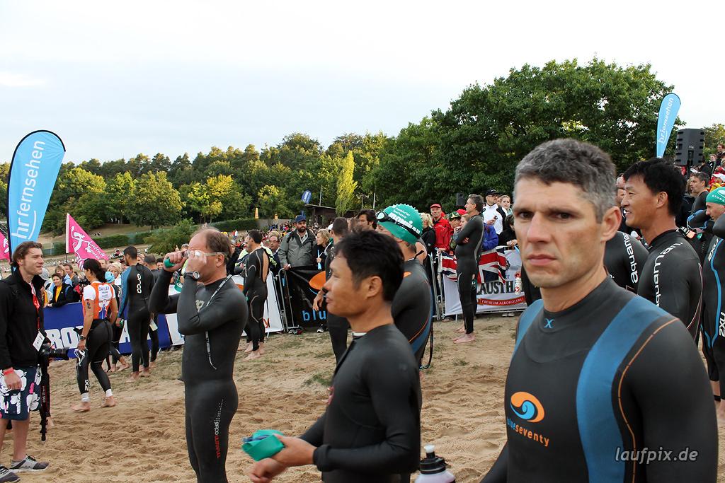 Ironman Frankfurt - Swim 2011 - 31