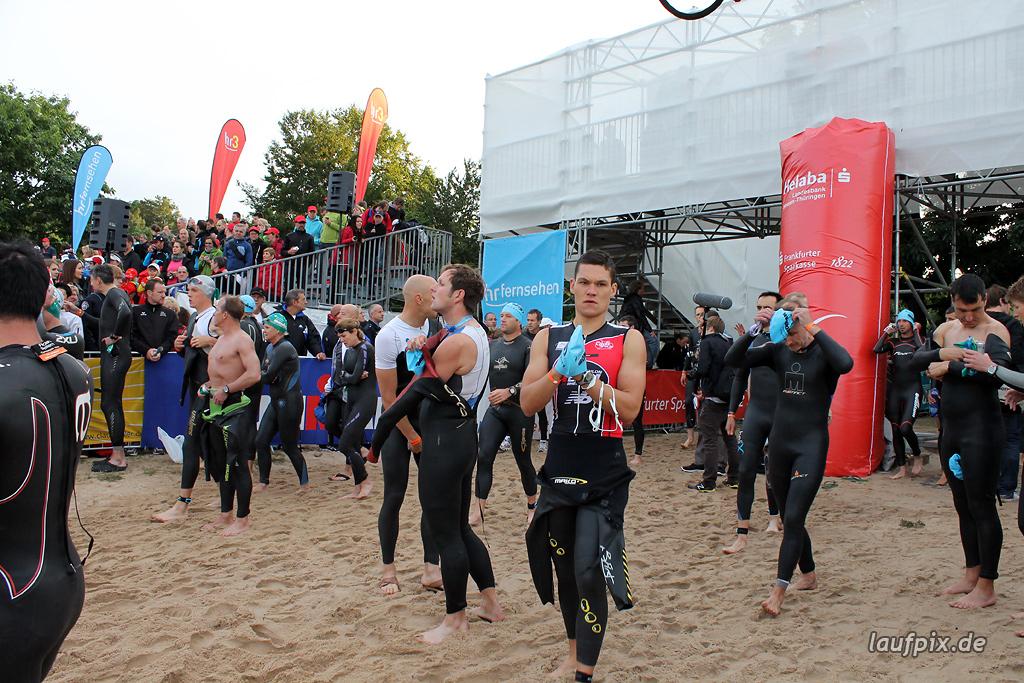 Ironman Frankfurt - Swim 2011 - 32