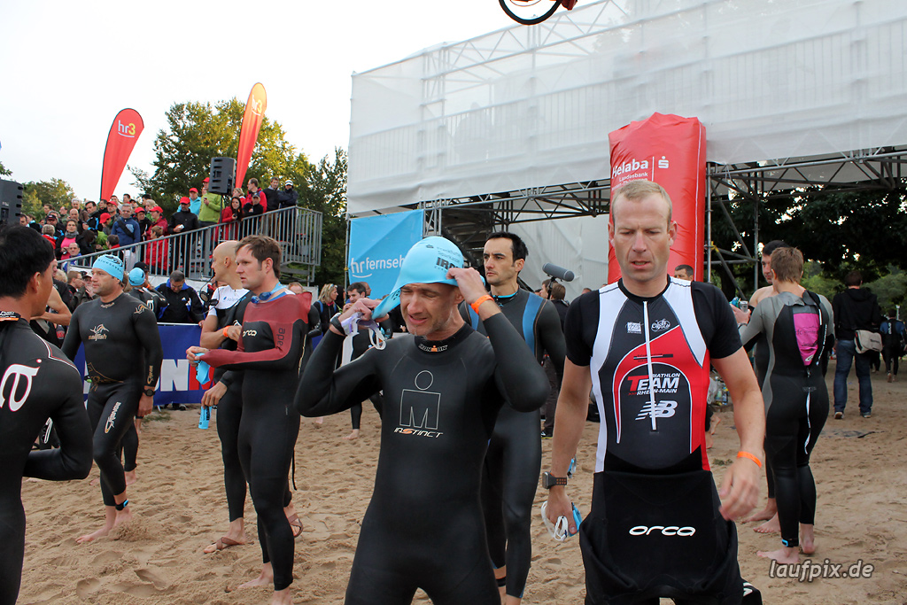 Ironman Frankfurt - Swim 2011 - 34