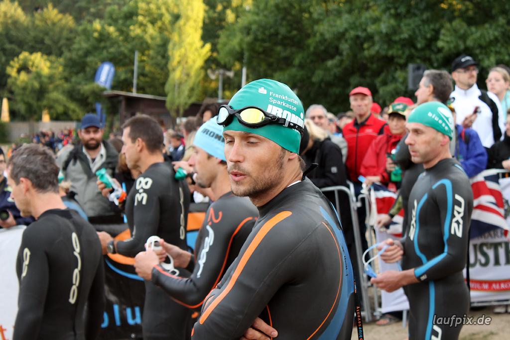 Ironman Frankfurt - Swim 2011 - 36
