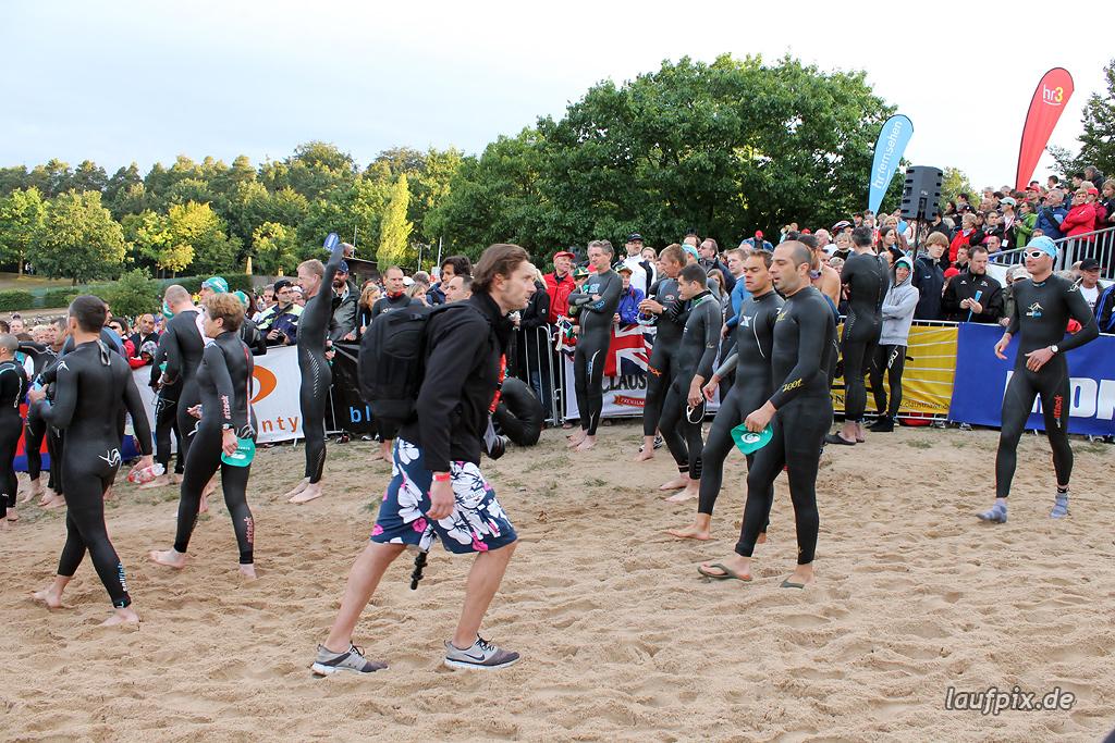 Ironman Frankfurt - Swim 2011 - 39