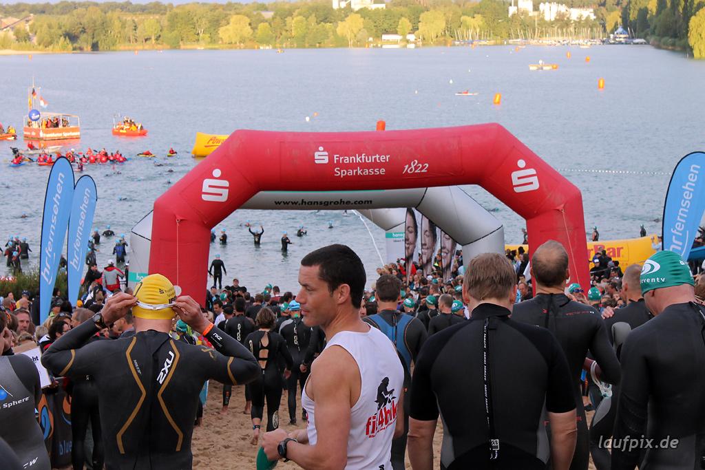 Ironman Frankfurt - Swim 2011 - 45