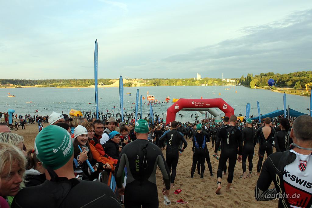 Ironman Frankfurt - Swim 2011 - 52