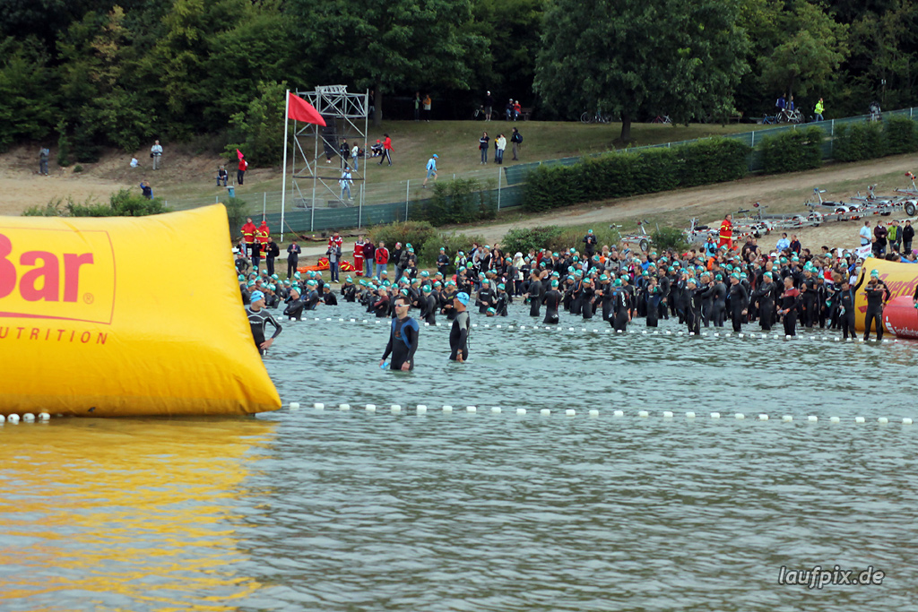 Ironman Frankfurt - Swim 2011 - 67