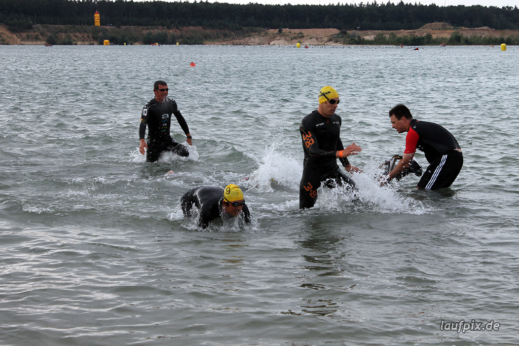 Ironman Frankfurt - Swim 2011 - 119