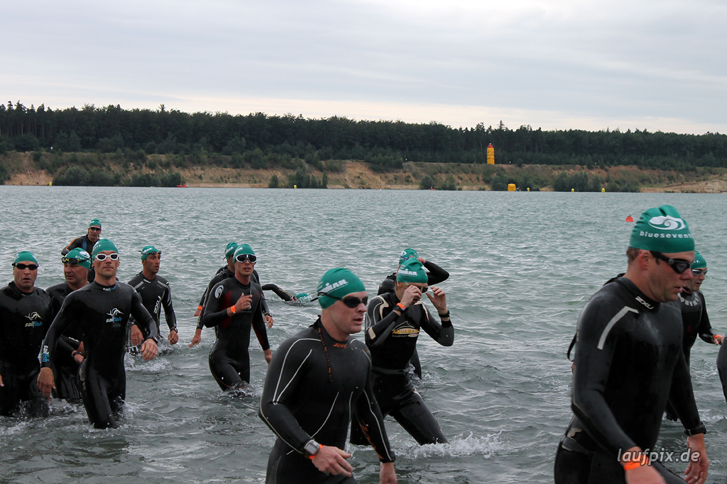 Ironman Frankfurt - Swim 2011 - 487