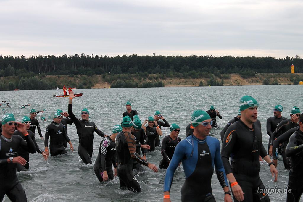 Ironman Frankfurt - Swim 2011 - 592