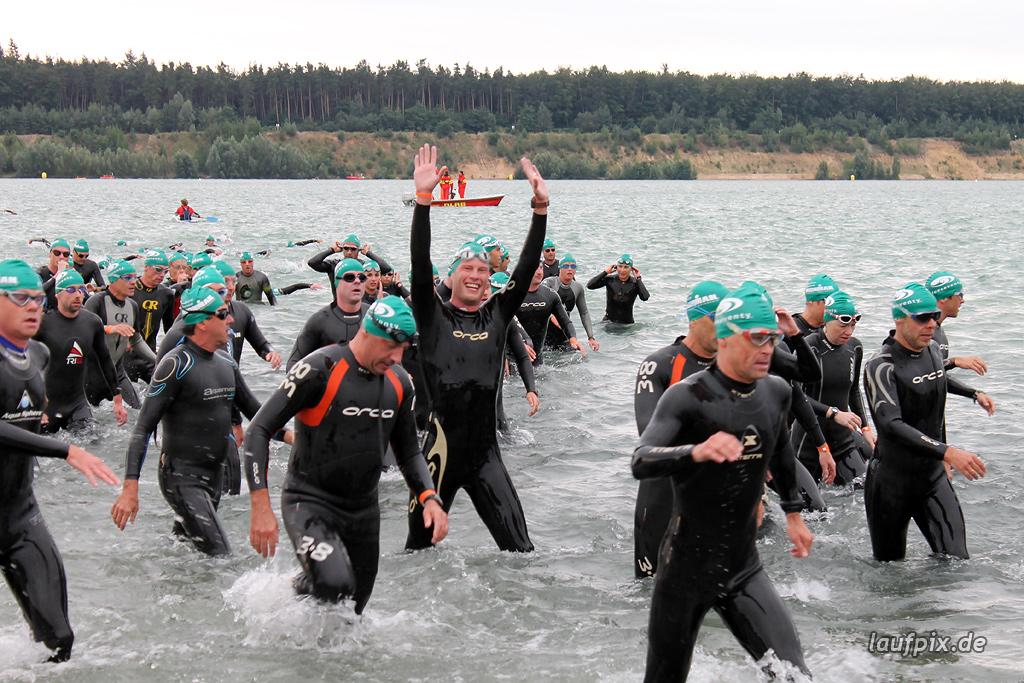 Ironman Frankfurt - Swim 2011 - 594