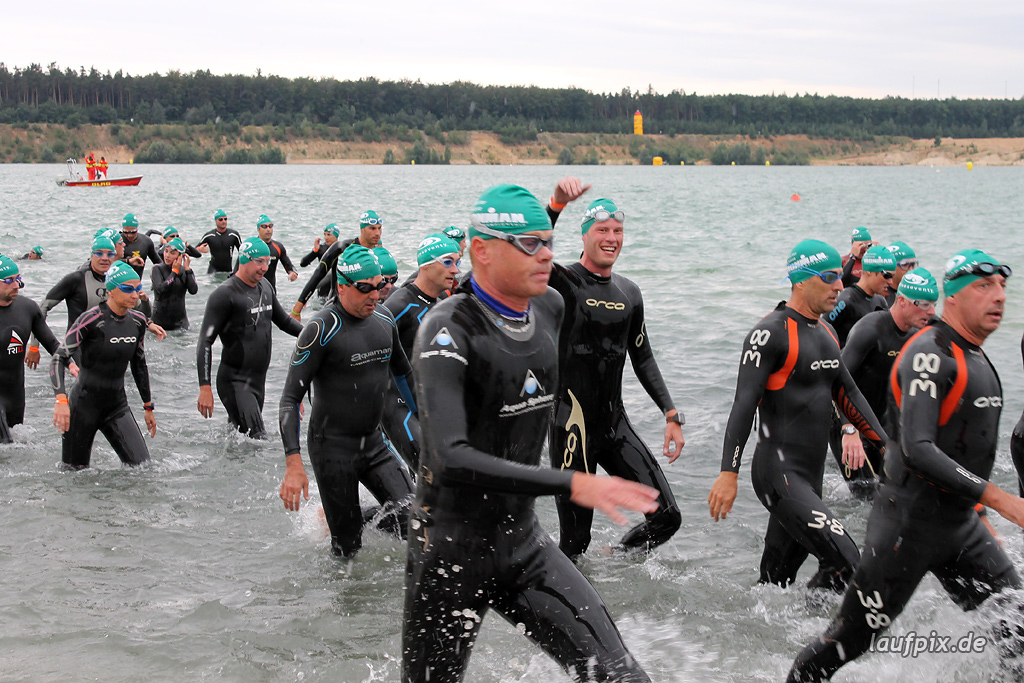 Ironman Frankfurt - Swim 2011 - 595