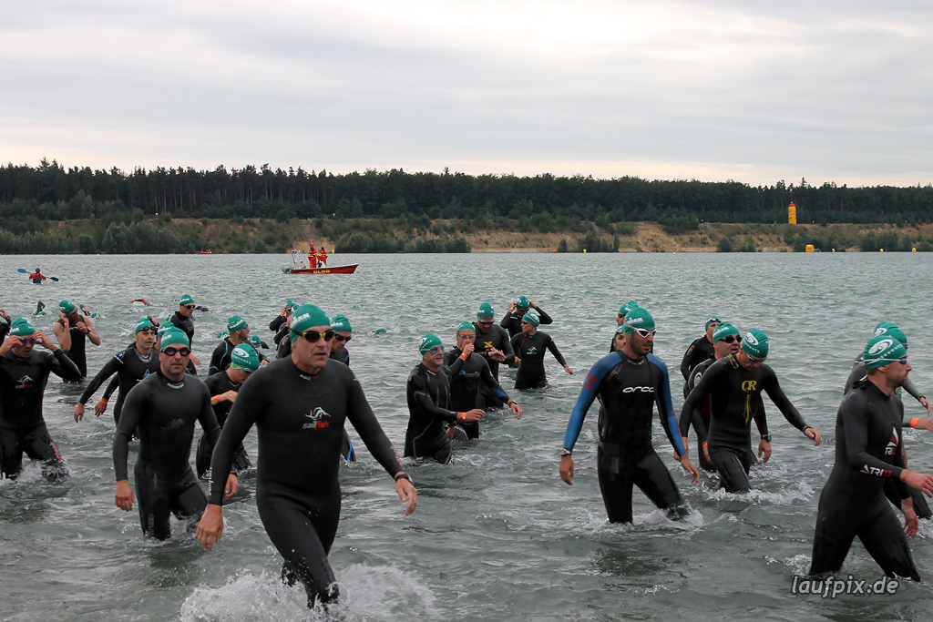 Ironman Frankfurt - Swim 2011 - 596