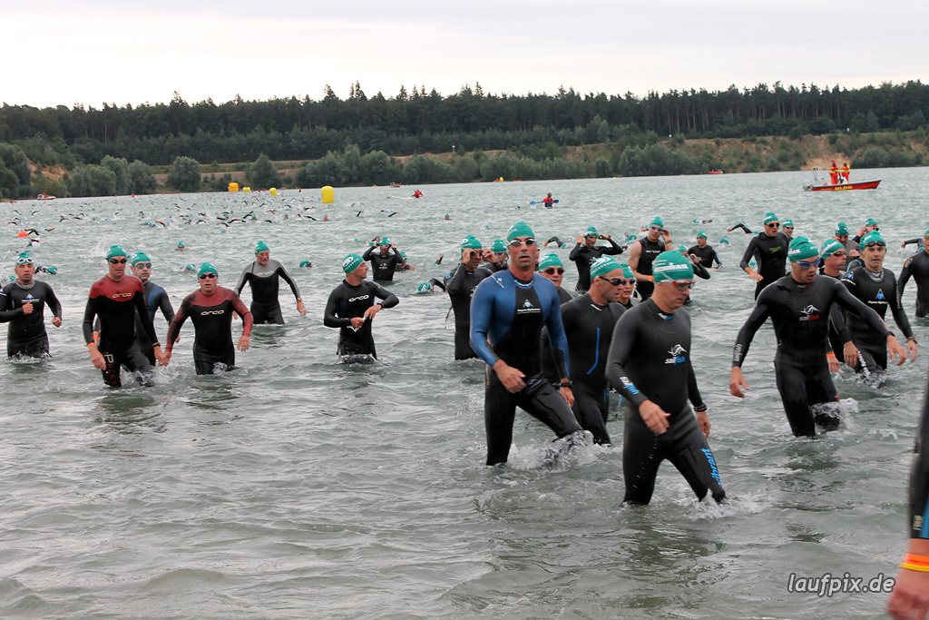 Ironman Frankfurt - Swim 2011 - 598