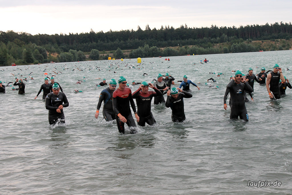 Ironman Frankfurt - Swim 2011 - 601