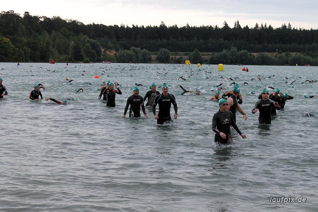Ironman Frankfurt - Swim 2011 - 648