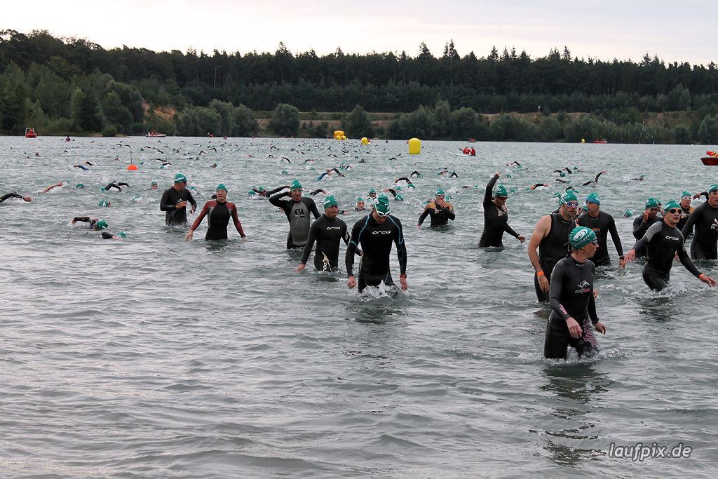 Ironman Frankfurt - Swim 2011 - 652