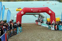 Ironman Frankfurt - Swim 2011 - 4