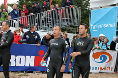 Ironman Frankfurt - Swim 2011 - 9