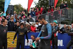 Ironman Frankfurt - Swim 2011 - 11