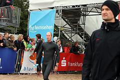 Ironman Frankfurt - Swim 2011 - 12