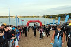 Ironman Frankfurt - Swim 2011 - 14