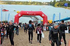 Ironman Frankfurt - Swim 2011 - 15